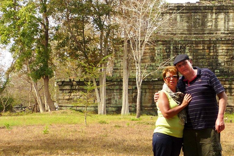 Andy und Ingrid Bauer Lolei Travel