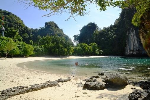 Leisure holidays - Hong Island
