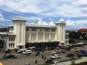 Railway Station of Phnom Penh