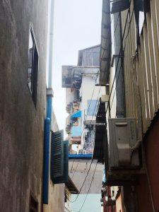 Alleys in Phnom Penh