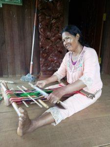 Mondulkiri minority lady in Northeastern Cambodia