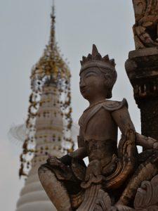 Kakku Stupa in detail